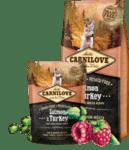 CARNILOVE Salmon & Turkey (Large Breed Puppy)