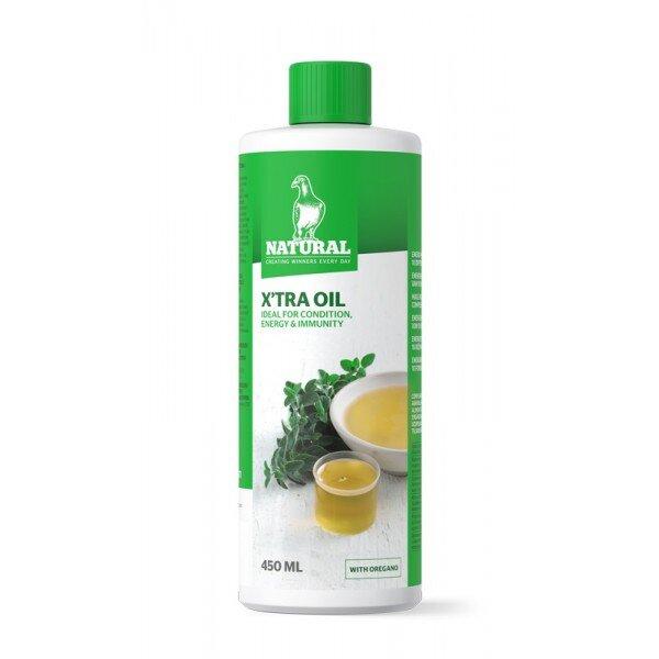 Natural X'tra oil - Енергийни масла