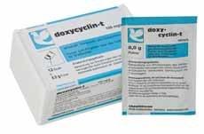 doxycycline-t - водоразтворим прах