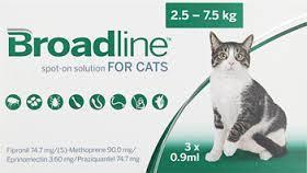 Broadline 2,5-7,5kg