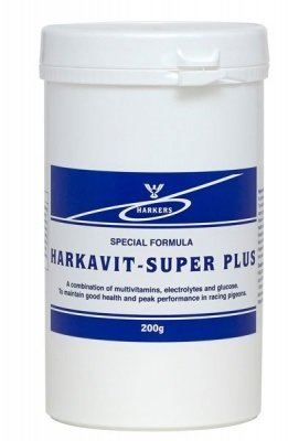 Harkavit Super Plus - електролити,витамини и глюкоза