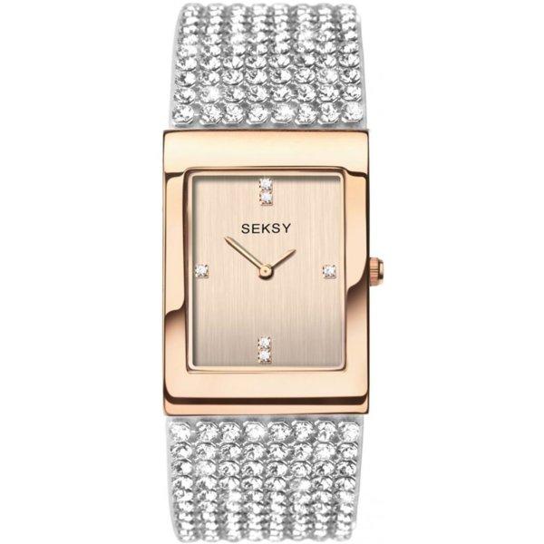 Дамски часовник Seksy Swarovski