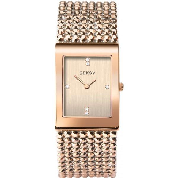Дамски часовник Seksy Shimmer Swarovski Crystals