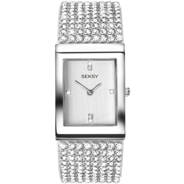 Дамски часовник Seksy Krystal Swarovski Crystals