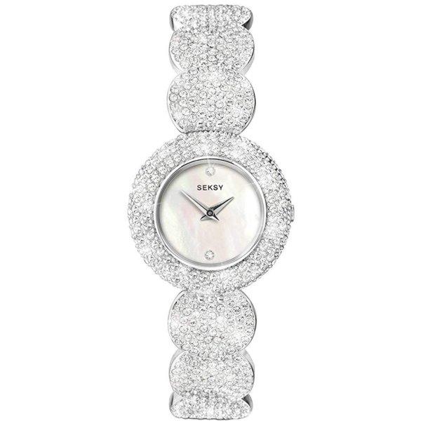 Дамски часовник Seksy Elegance Swarovski Stone Set