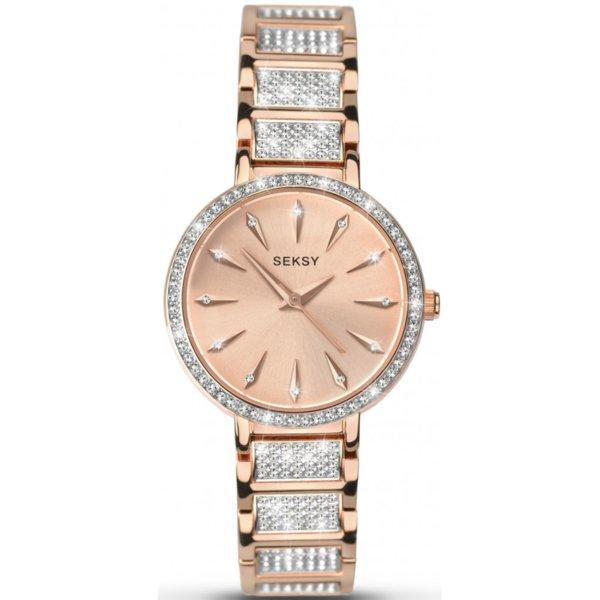 Дамски часовник Seksy Aurora Swarovski Crystals