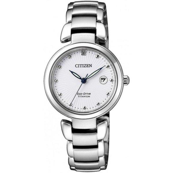 Дамски часовник CITIZEN Super Titanium Eco-Drive
