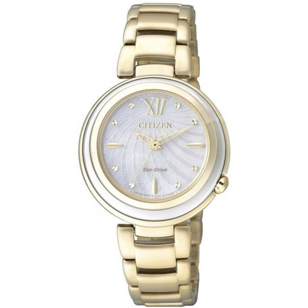 Дамски часовник CITIZEN Eco-Drive Mother of Pearl Dial