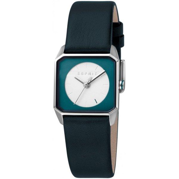 Дамски часовник ESPRIT Cube Mini Silver Green D.Blue