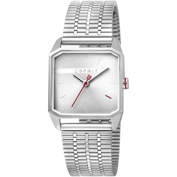 Дамски часовник ESPRIT Cube Ladies Silver
