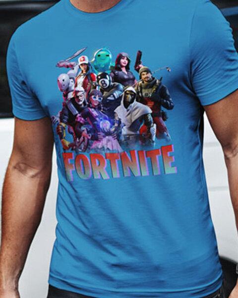 Тениски Fortnite