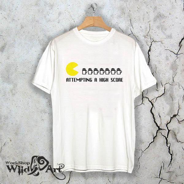 Тениски с алкохол