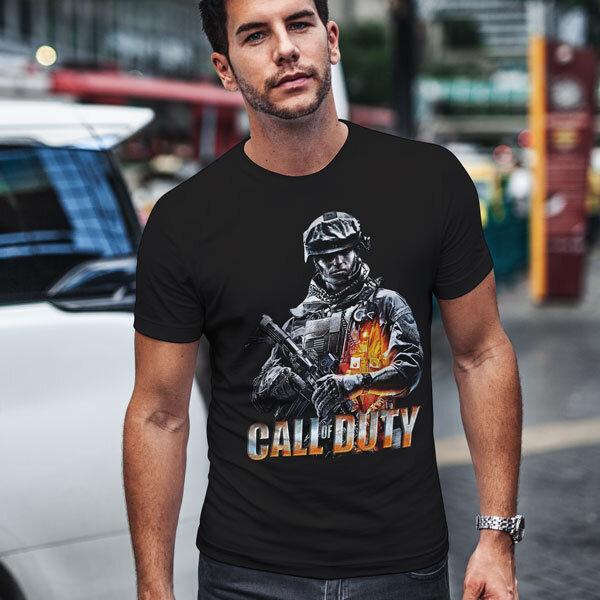 Тениски Call of Duty Изображение