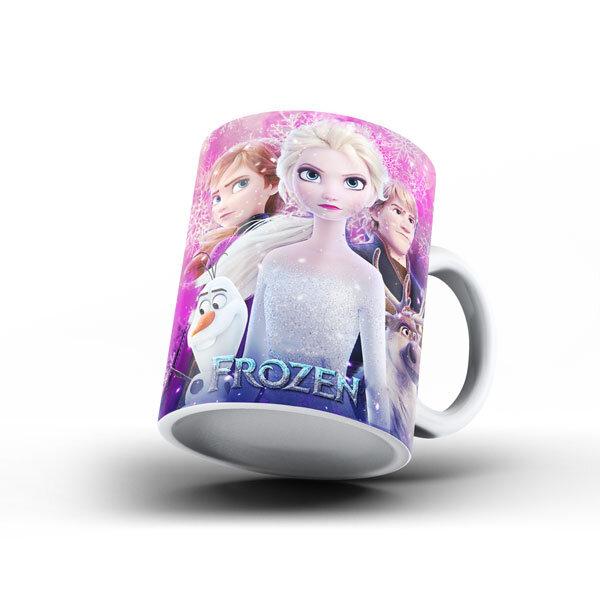 Чаши Frozen - Замръзналото кралство Изображение