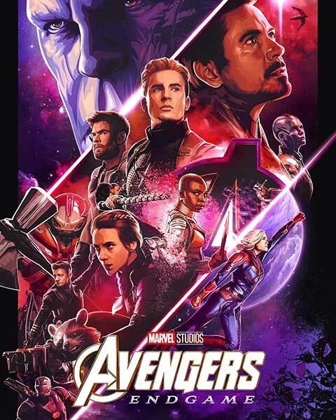 Avengers / Отмъстителите