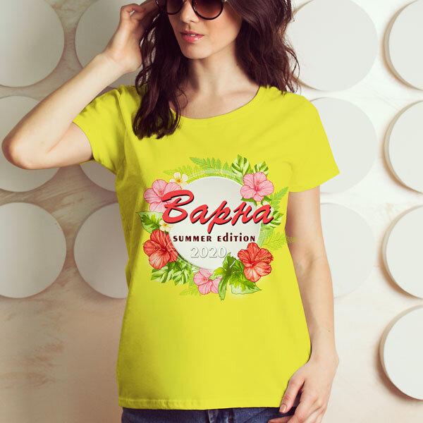 Варна - тениски с любимия град