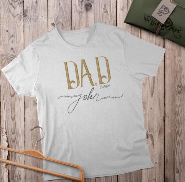 Тениски за бащи
