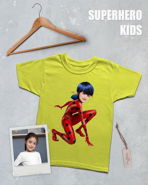 Деца - супергерои