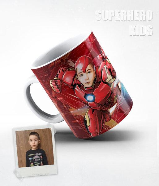 Деца като супергерои - Чаши