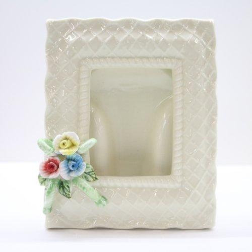 Винтидж керамична рамка 15×12.5