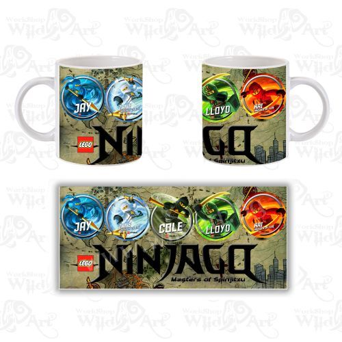 Чаша Ninjago