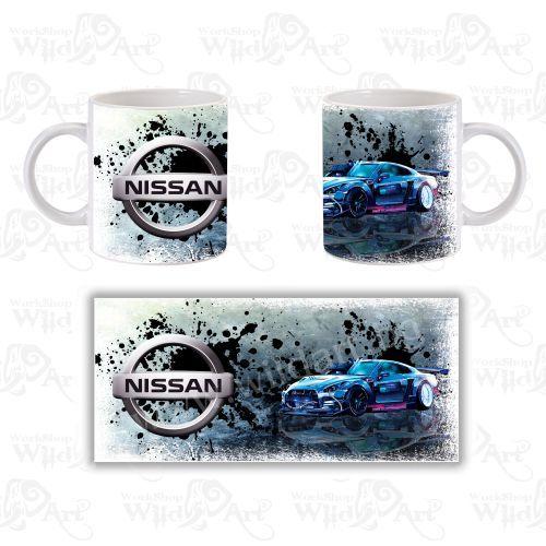Чаша Nissan GT-R Nismo