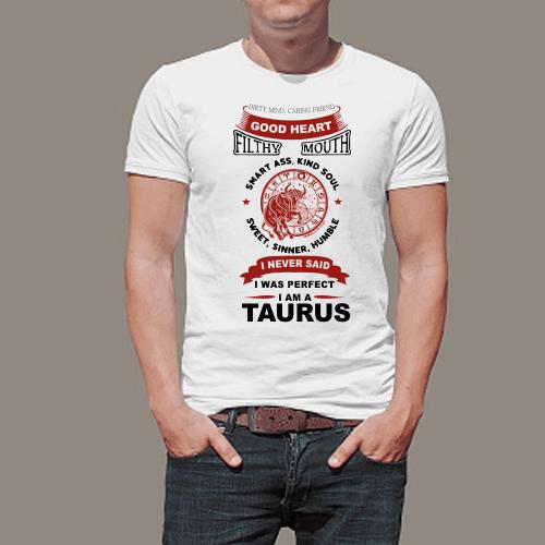 Тениска със зодия модел А1