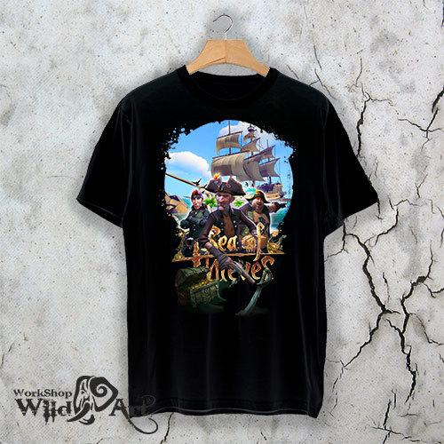 Тениска Sea of Thieves SOT01