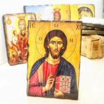 Икона Исус Христос