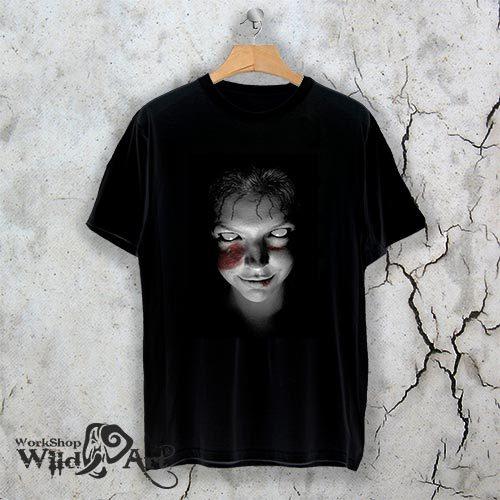 Тениска за Хелоуин Scary Child