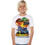 Тениска – Mario Kart F47
