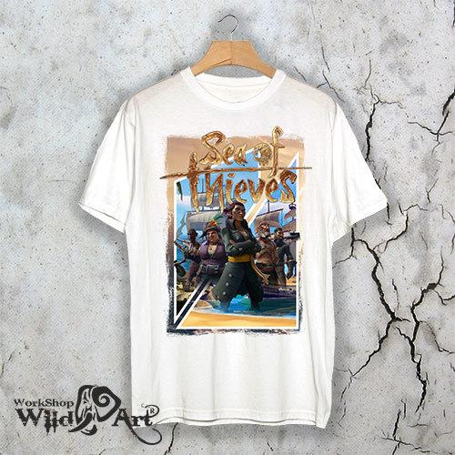 Тениска Sea of Thieves SOT04