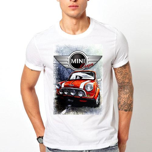 """Тениска – """"Mini Cooper"""" K 3016"""