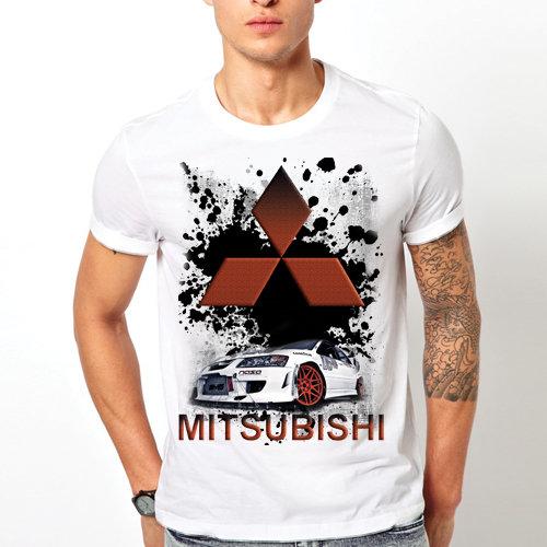 """Тениска – """"Mitsubishi"""""""