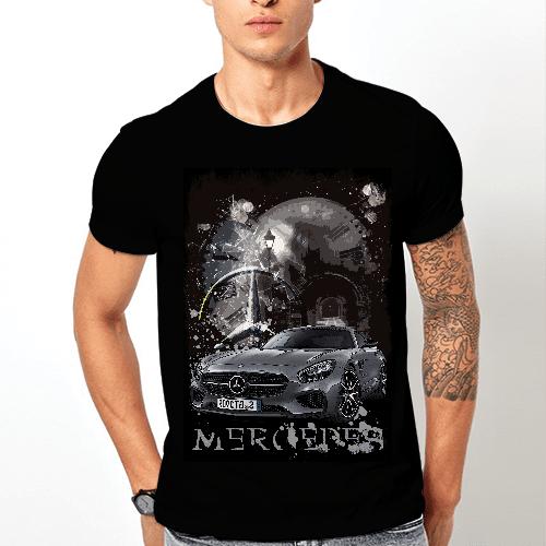 """Тениска – """"Mercedes-Benz"""""""