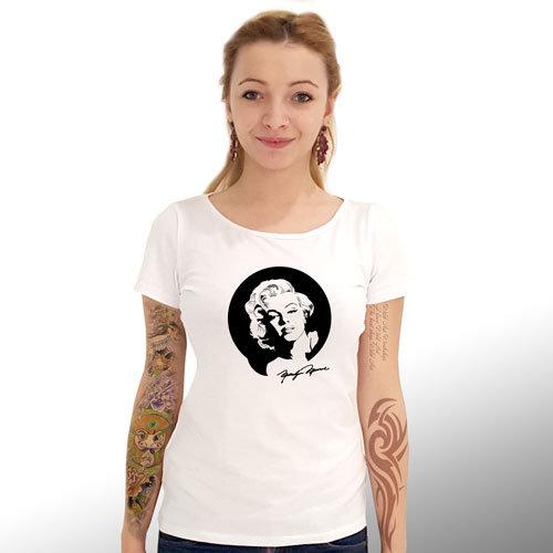 "Тениска – ""Мерилин Монро"" К 4030"