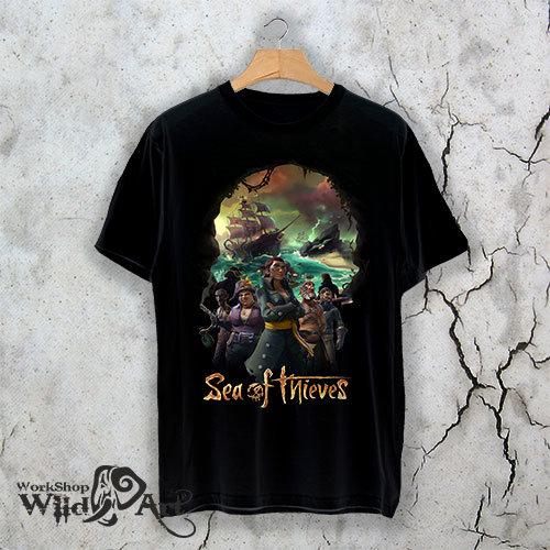 Тениска Sea of Thieves SOT03