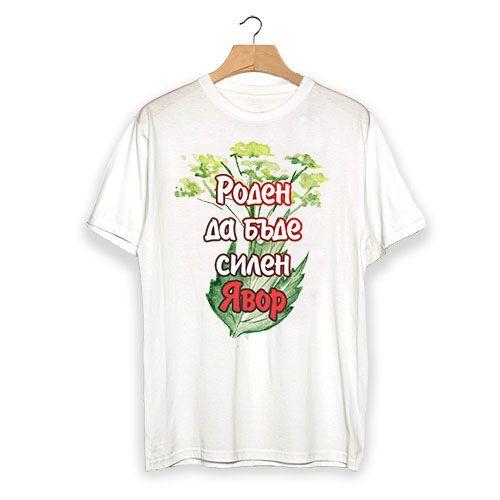 Тениска Цветница cv04