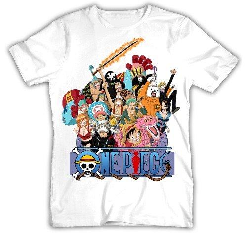 Тениска – One Piece A1018