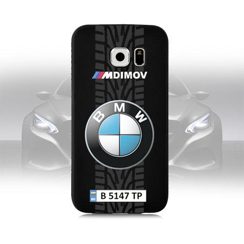 Силиконов кейс BMW Logo