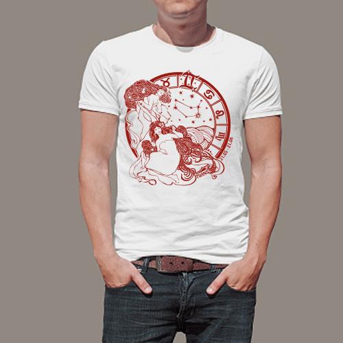 Тениска със зодия модел B