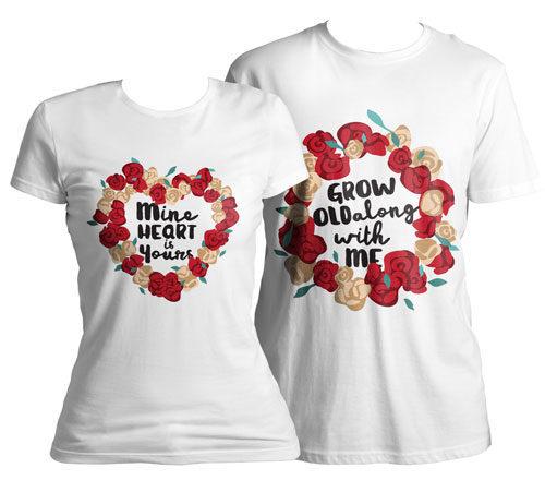 Тениски за Св.Валентин vl112-c