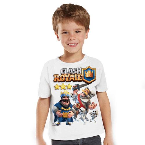 Тениска – Clash Royale F61