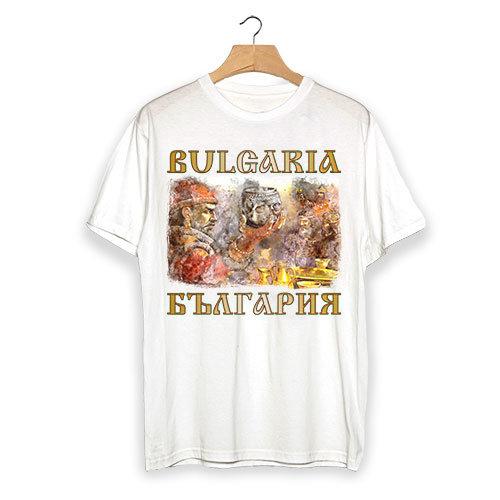 Тениска България 3m6