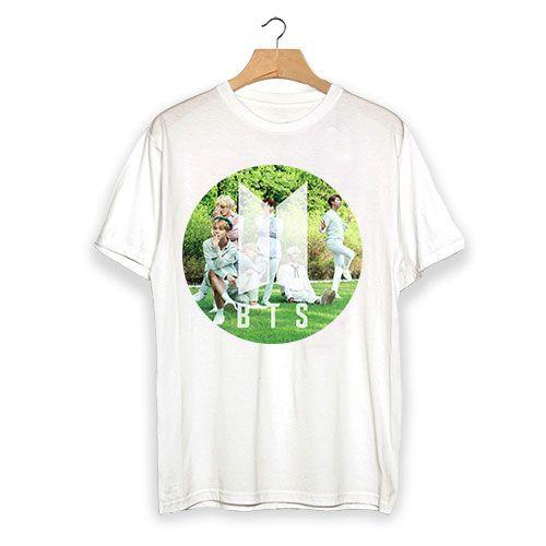 Тениска – BTS t8