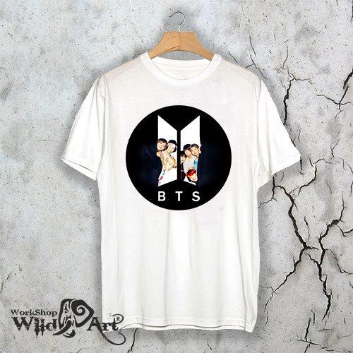 Тениска – BTS A004