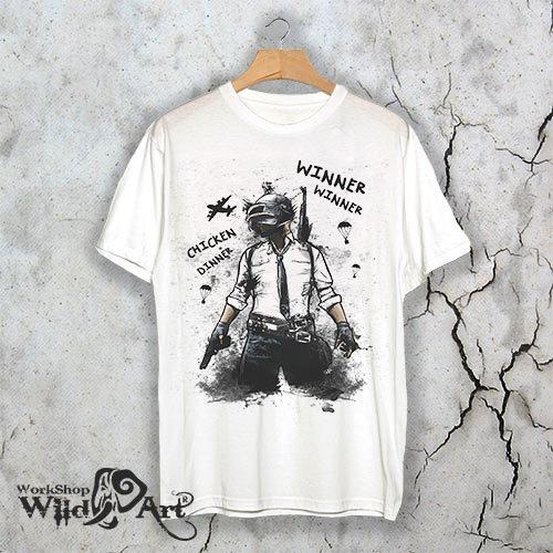 Тениска – PUBG-4