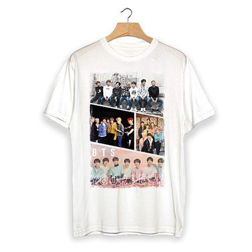 Тениска – BTS t9