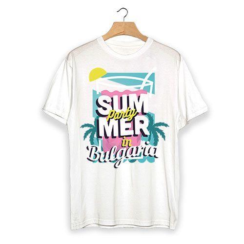 Тениска Summer 4a