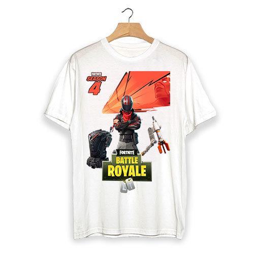 Тениска Fortnite Season 4 FBR29